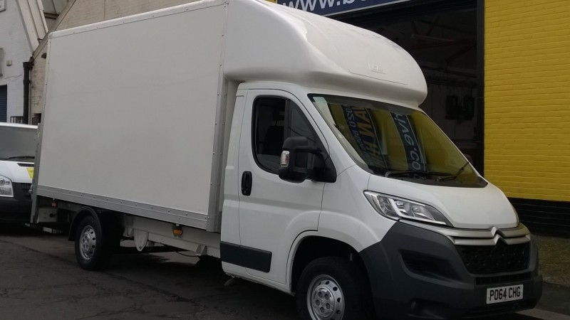 CITROEN RELAY  LUTON
