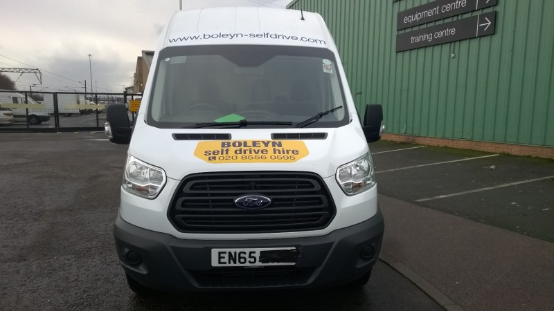 Ford Transit LWB HI TOP Car Hire Deals